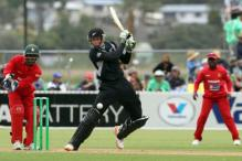 1st T20: NZ overpower Zim by 7 wickets