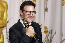 Oscars: Best director speech by Hazanavicius