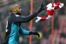 Henry eyes grand finale as Arsenal take on Milan