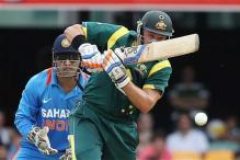 Third umpire causes confusion in Ind-Aus ODI