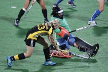 Women's hockey qualifier: Italy finish third