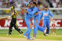 Dhoni hails exceptional fielding for win