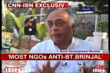 Jairam defends controversial BT Brinjal decision