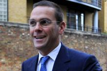 James Murdoch quits as News Intl exec chairman