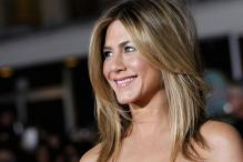 Jennifer Aniston unfazed on going topless