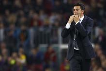 Sociedad beat Sevilla to spoil Michel debut