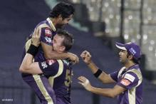 KKR get new logo ahead of IPL-5