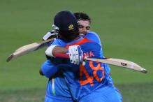 India triumph in match of two halves