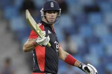 KP hits another ton as Eng clean sweep Pak