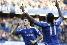 Chelsea back in top 4 after beating Bolton 3-0