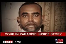What happened in Maldives that led to coup?