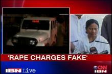 Left Front fabricating rape attacks: Mamata