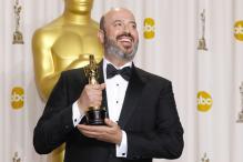 Oscar:  Costume Design backstage interview