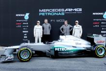New Mercedes a special moment for Schumacher