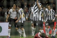 Late Matri goal earns Juventus draw at Milan