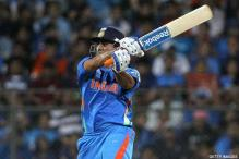 Dhoni's road to 200 ODIs