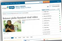 MSN adds new feature to take Internet's pulse