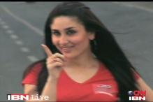 Kareena takes a break for scooty ad