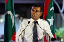 Ousted at gunpoint, says ex-Maldives President