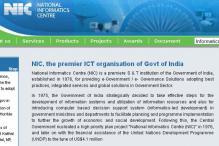 Nine government websites defaced: NIC