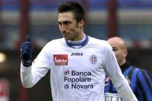 Inter woes continue with 1-0 loss to Novara