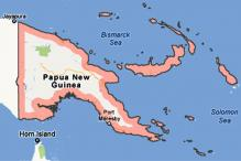 Ferry with 350 aboard sinks off Papua New Guinea