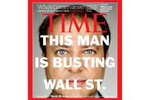 Indian-American Preet Bharara on Time cover