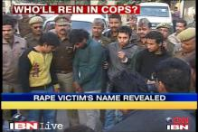 Noida Police fails to protect rape victim's identity