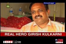 Real Hero Girish educates children of sex workers