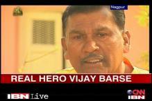 Real Hero Vijay's 'slum soccer' transforms lives