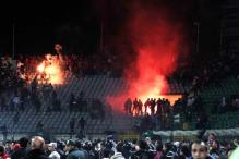 Seventy-four fans die in Egypt football clash