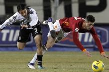 Roma shocked by Siena, Napoli beat Chievo