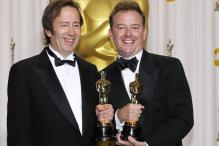 Oscars: Backstage interview for Sound Editing