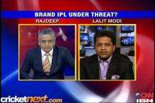 IPL 2 auction was rigged: Lalit Modi