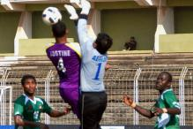 Chidi on target as Salgaocar beat Prayag 1-0