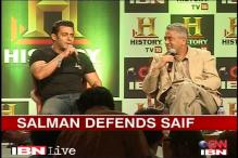Saif tussle: Media should have shown restraint, says Salman