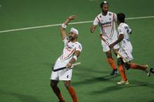 Hockey: Sandeep's hat-trick deflates France