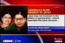 Jaya DA case: Sasikala hearing adjourned