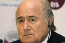 India to capitalize on Blatter visit next month