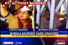Zahida paid Shehla's killers Rs 2 lakh: CBI