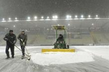 Juve match at Parma postponed due to snowfall