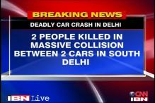 Delhi: Pregnant woman among dead in car accident