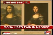 Museum displays unique copy of the 'Mona Lisa' painting