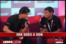SRK meets 'Don 2' contest winners