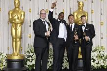 Oscars:  Backstage interview for Documentary (Feature)