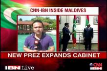 New Maldivian President expands cabinet today