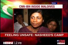 Maldives: Scared MPs take refuge in Parliament