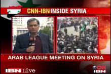 Crucial Arab league meeting on Syria today