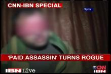 Syrian govt's 'paid assassin' turns rogue