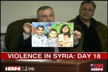 Syrian Americans appeal to UN to diffuse tension
